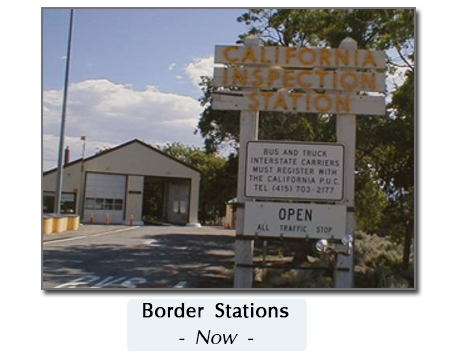current border station