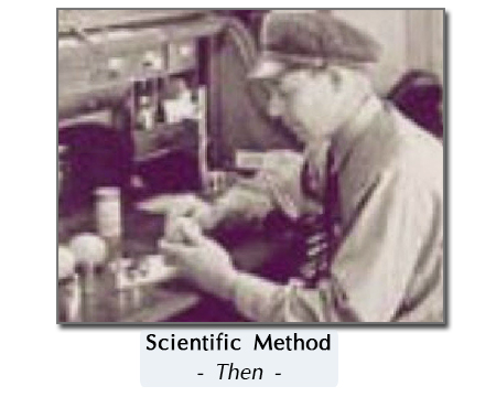 old scientific method