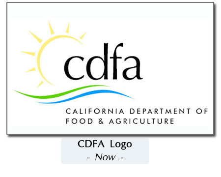 current CDFA logo