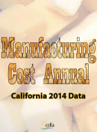 Manufacturing Cost Annual