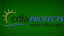 CDFA Protection Logo