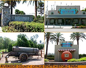 Riverside County: Citrus State Historic Park