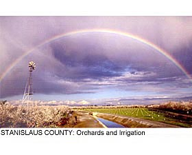 Stanislaus County: Orchards