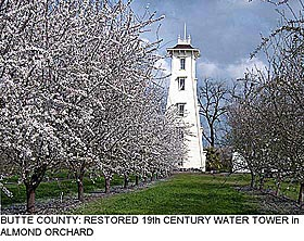 Butte County:Water Tower