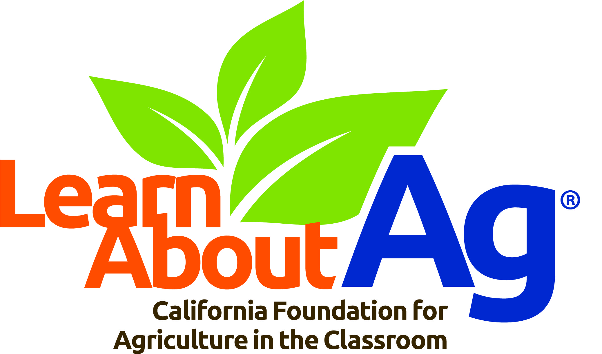 Learn About Ag logo;