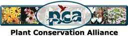 Plant Conservation Alliance