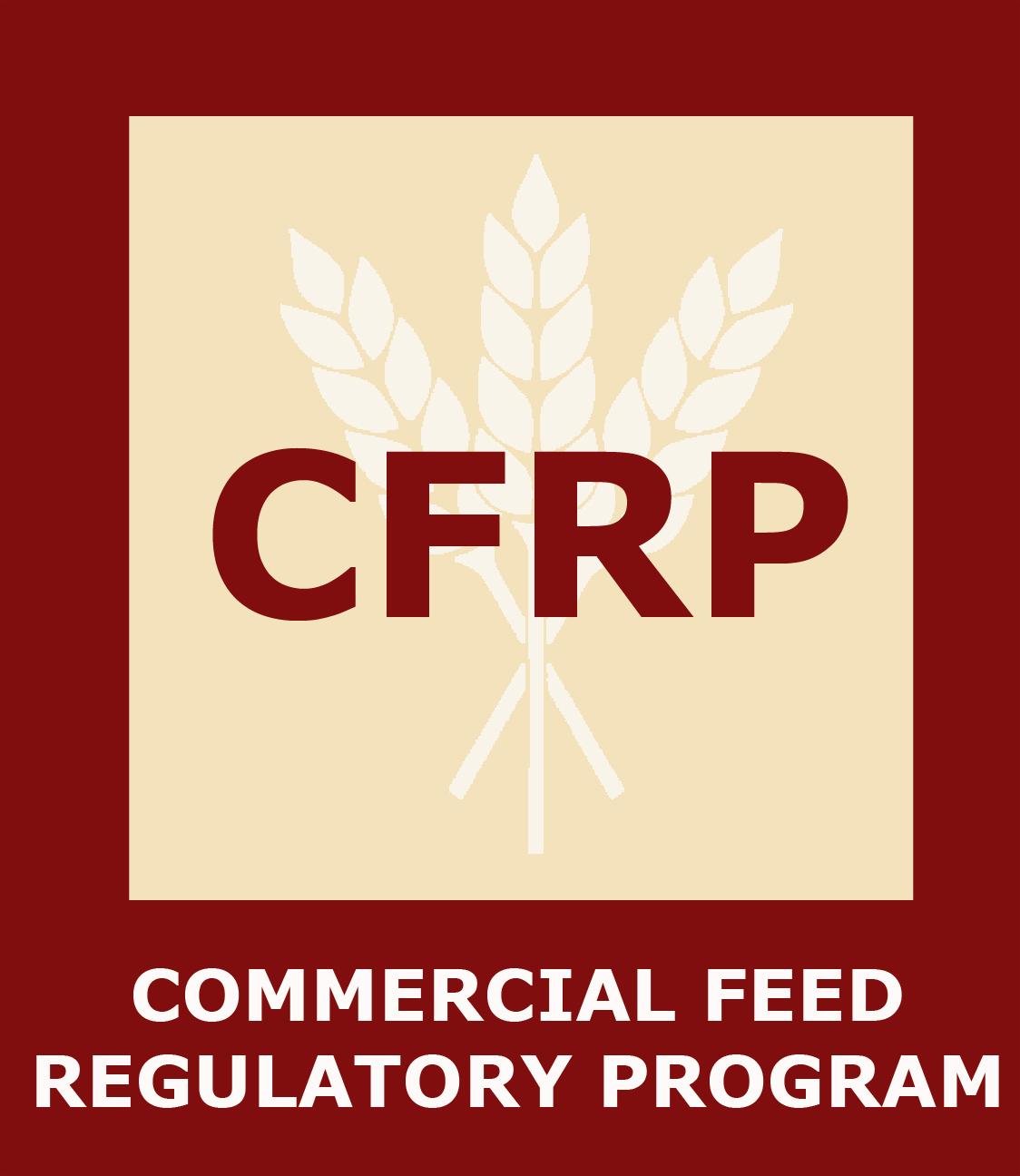 Commercial Feed Regulatory Program