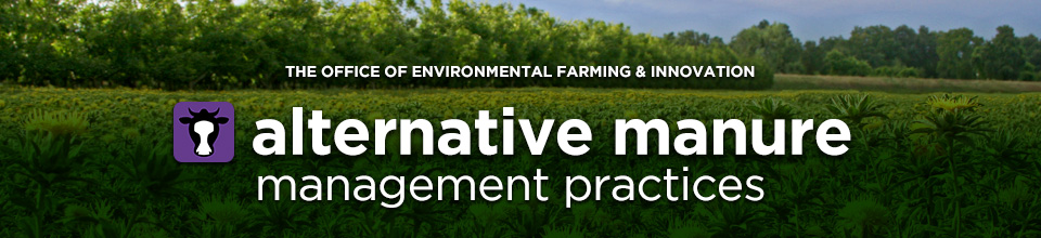 Alternative Manure Management Program
