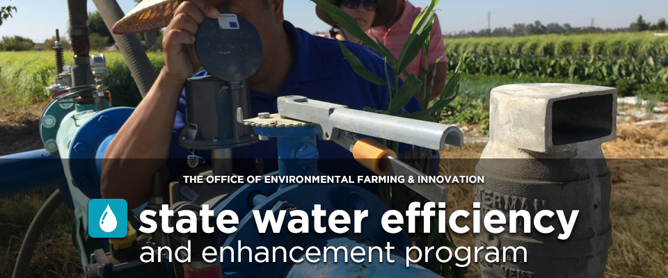 State Water Efficiency & Enhancement Program