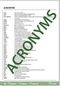 Link to the List of Acronyms for the 2009 Annual Report