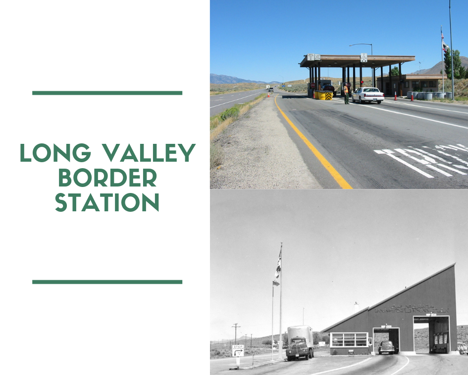 Long Valley Border Station
