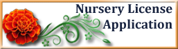 Nursery License Application