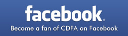 Become a fan of CDFA on Facebook