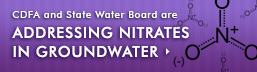 Addressing Nitrates in Groundwater